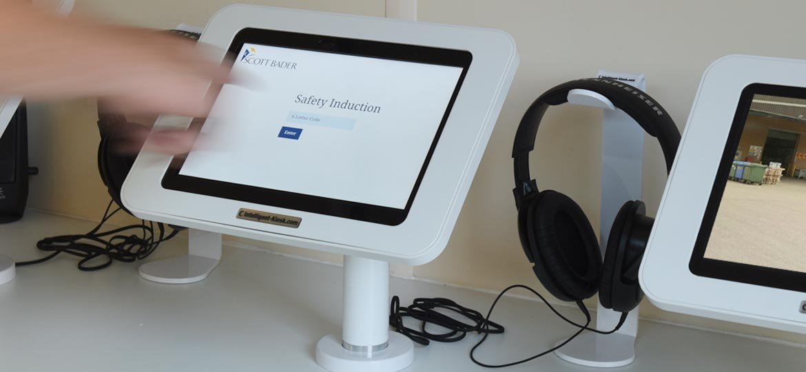 Intelligent Kiosk Point Of Sale Pos Health And Safety